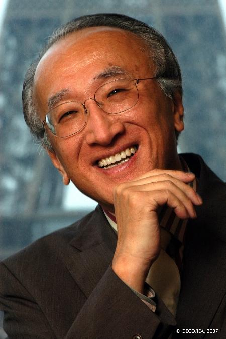 Nobuo Tanaka, Executive Director of the IEA
