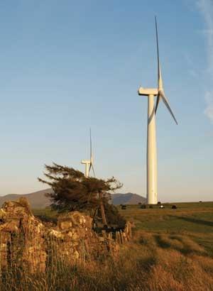 Warrels Hill wind farm