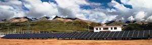 Solar tibet