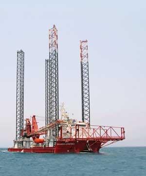 Seajack offshore