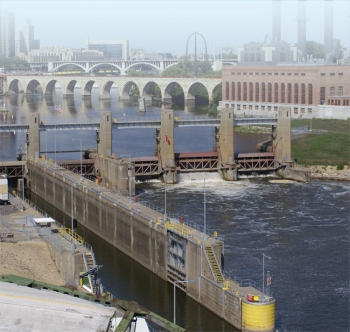 the lower saint anthony falls hydro project
