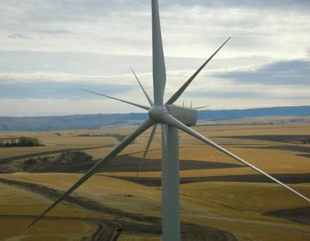 Key steps for wind turbine power performance testing