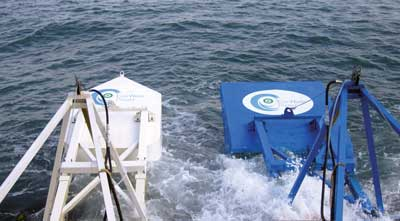 The Wave Clapper and Power Wing generating units recently were installed in the Black Sea, where each was tested to determine how it would fare in real-world conditions.