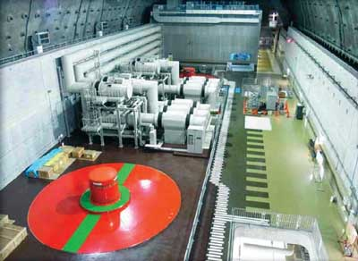 The second of six units is now operating at the 2,820 MW Kannagawa pumped-storage facility in Japan