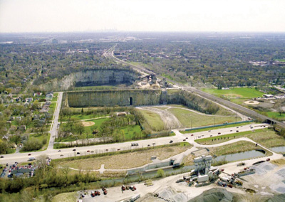 The quarry's location outside the city of Chicago gives the project a developmental appeal. Its success could potentially spur additional urban pumped-storage development.