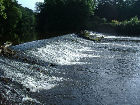 The Camowen River Hydro Turbine Project in Omagh, Ireland, is opposed by those who claim the small scheme has had a disastrous effect on the fish stock, and community support has decreased as a result.
