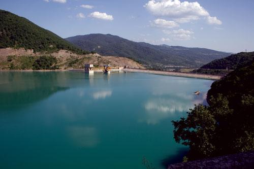 Georgian Hydropower Turns River Flow into Cash Flow