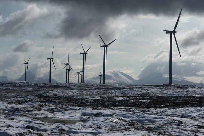 Smola wind farm, via Statkraft