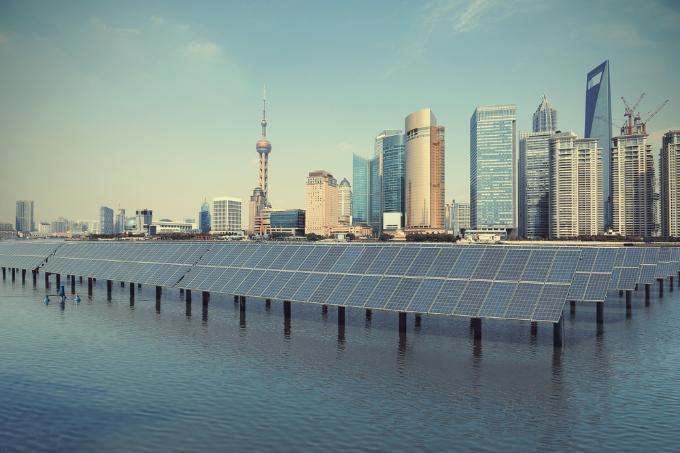 Shangahai solar project