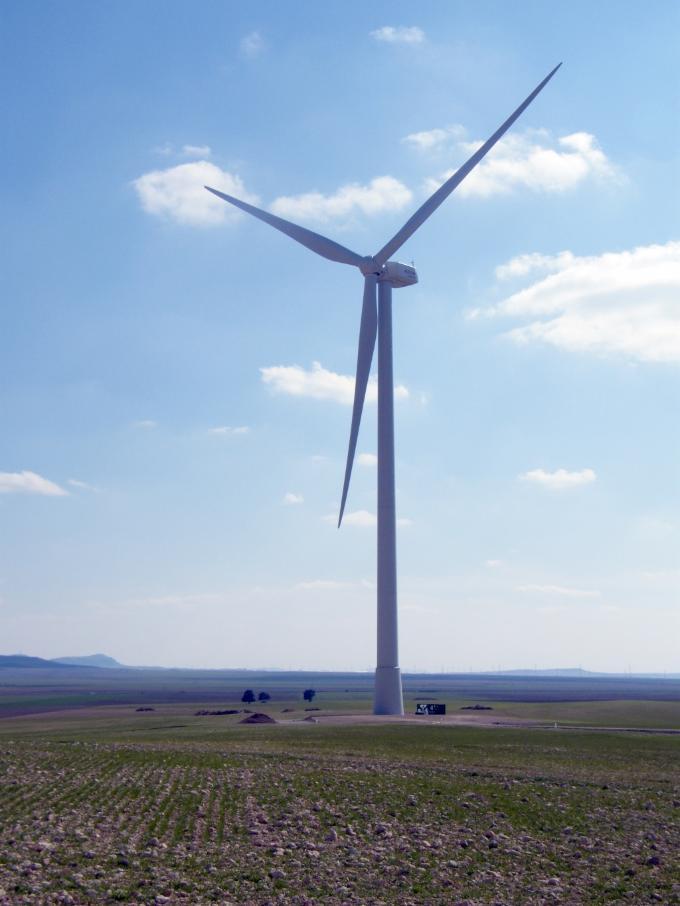 Alstom's ECO wind turbine platform