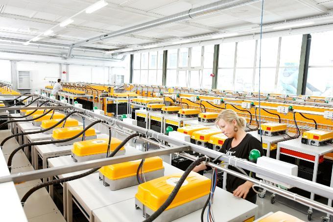 Sputnick Engineering inverters under test conditions in Switzerland