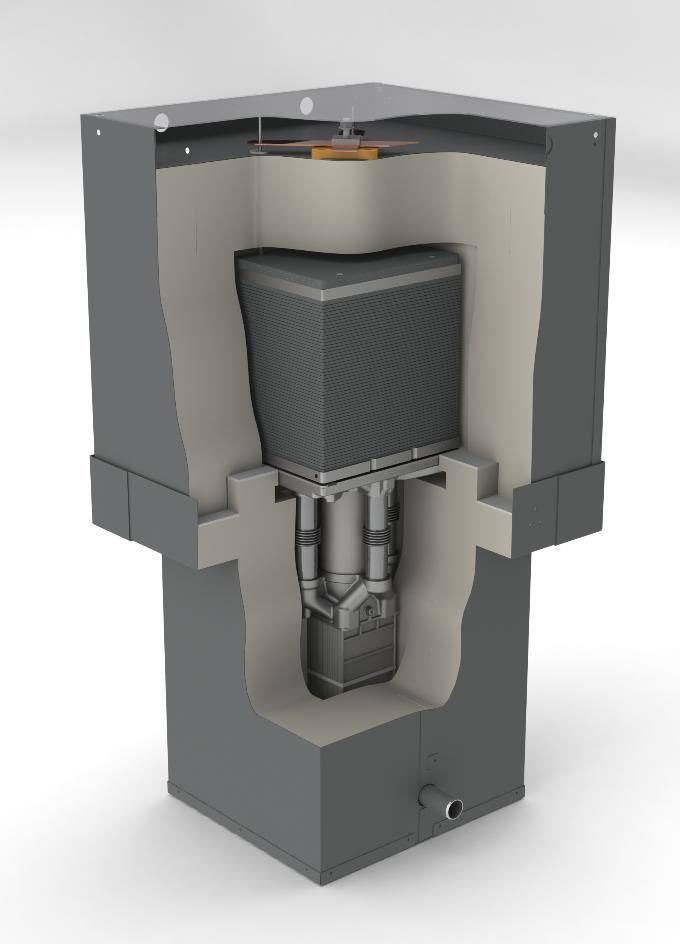 The fuel cell module