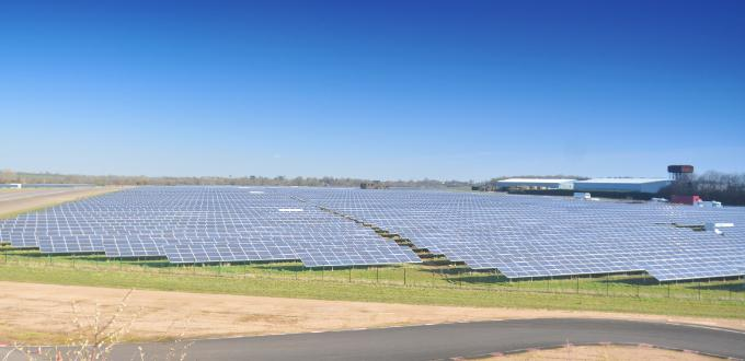 Utility-scale solar projects under fire in the UK