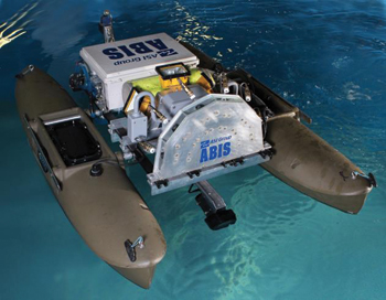 ROV for tunnel inspection