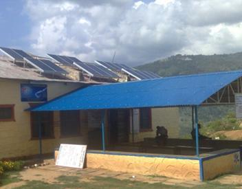 Solar Contributes to Better Healthcare