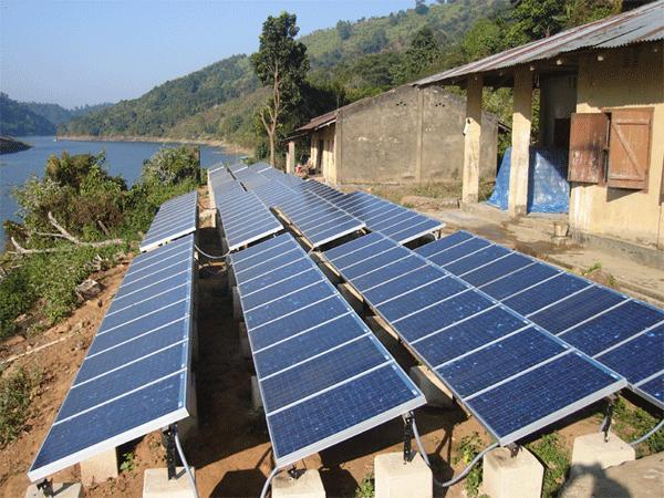 Solar Rural Electrification