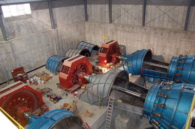 The 3.3-MW Chester Diversion project, being built by Fall River Rural Electric Cooperative, will be eligible for Hydroelectric Production Incentives Program payments once the program is online.