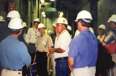 Technical tours of hydropower plants near the event site have always been an important component of HydroVision International.