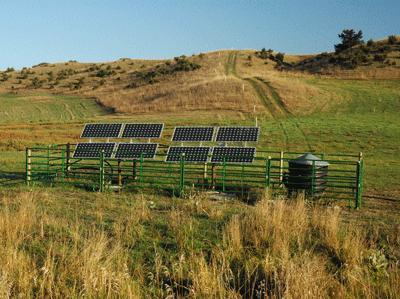Good solar pumping solution is key to effective operation