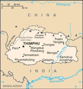 Cost Estimates for 1,200-MW Punatsangchhu-1 Hydroelectric Project Reach US$1.74 B