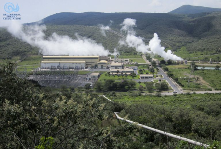 Global Geothermal Alliance Concept One Step Further