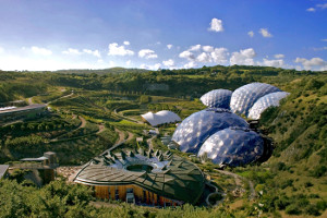 UK's Eden Project Goes Geothermal