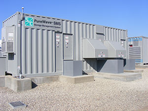 Energy Storage Is a Key Ingredient for All Microgrids