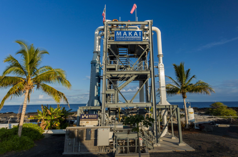 First U.S. Grid-Connected OTEC Plant Goes Live on Hawaii