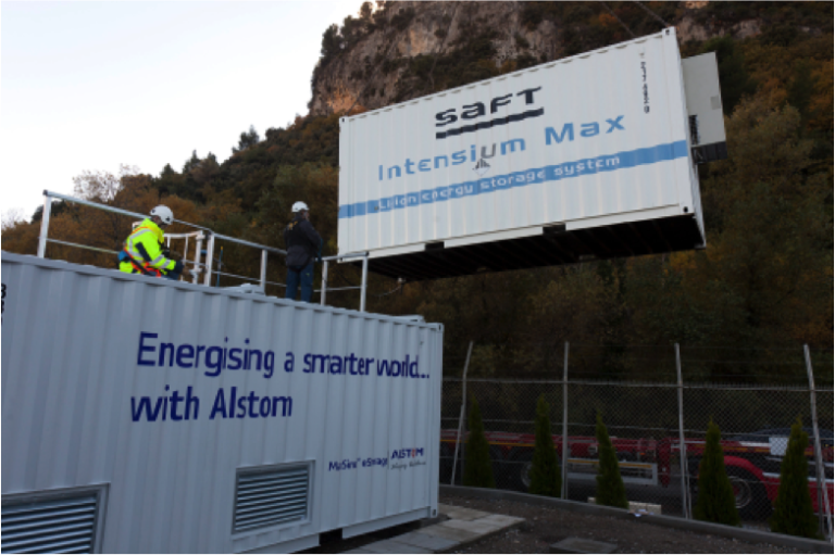France Continues Exploring Energy Storage