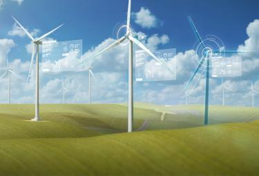 GE Introduces Digital Wind Farm that Could Boost Production 20 Percent, Re-ignites Alstom Buyout Talk