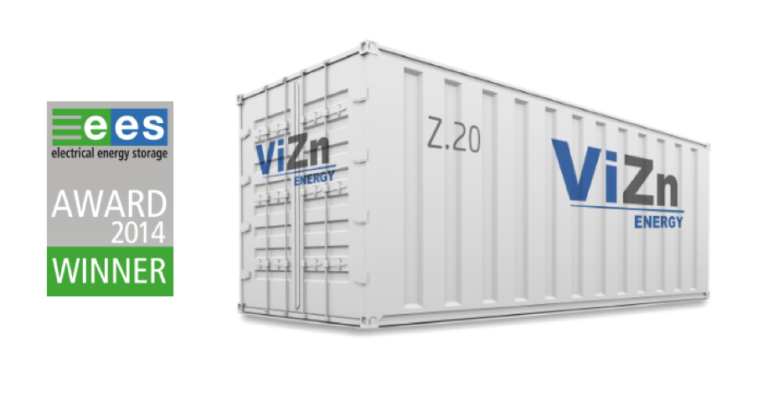 Hecate, ViZn to Deploy North America's Largest Redox Flow Battery System