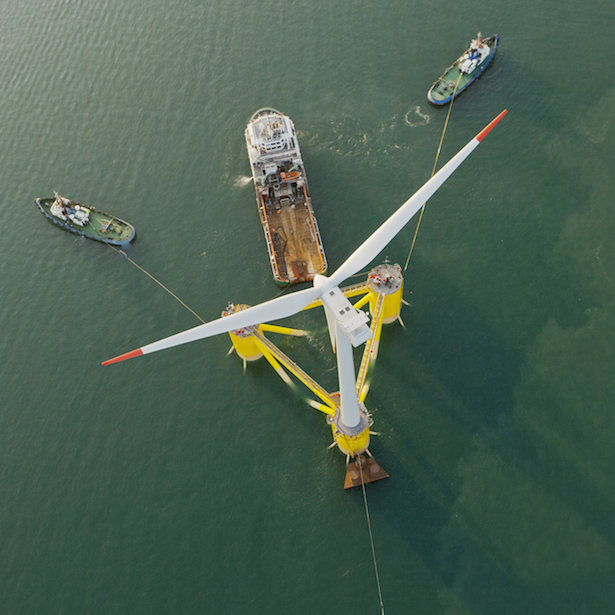 Offshore Oregon Wind Gains State Financing Advocate