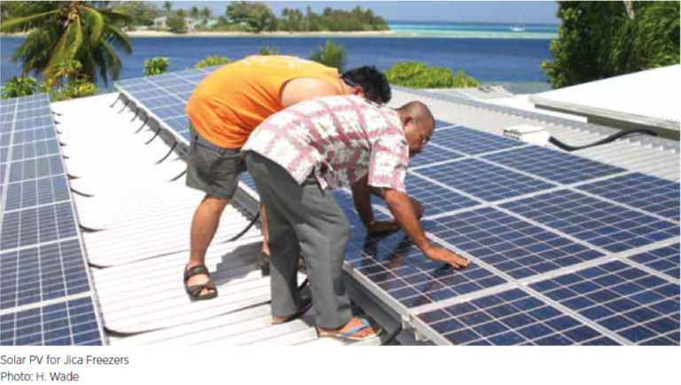 Three Island Nations Are Ready for Renewable Energy