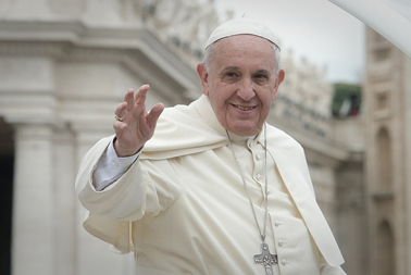 The Common Goals of the Pope and Clean Energy