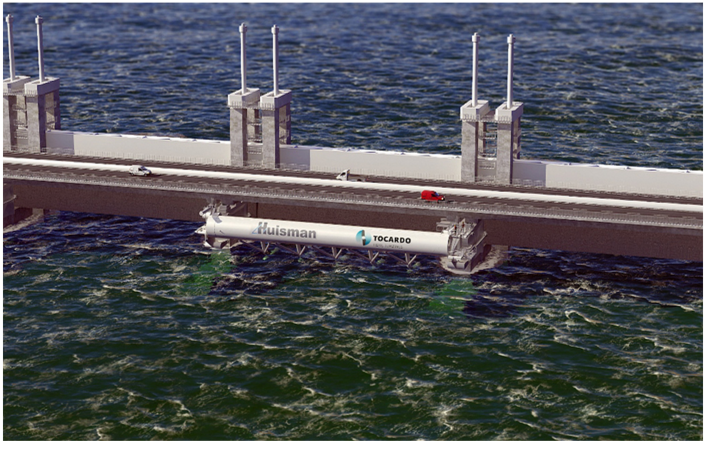 Commercial Tidal Energy Project in The Netherlands Will Cost $12.4 Million