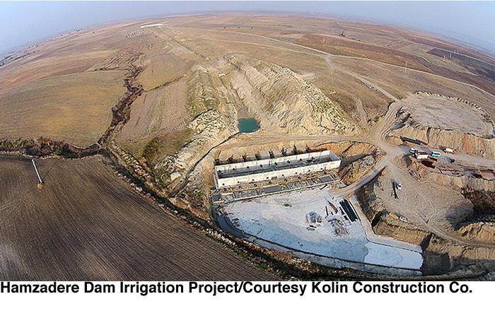"Two Workers Die in ""Landslide"" at Hamzadere Dam Irrigation System in Turkey"