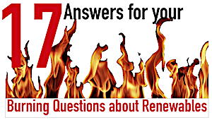 17 Answers for Your Burning Questions About Biofuels, Renewable Chemicals, Biomass and More