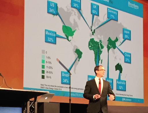 DistribuTECH Keynote Speakers Focus on Future of Electricity