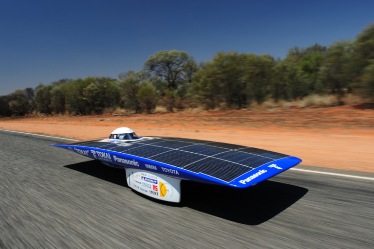 The Future of Cars Could Be Solar