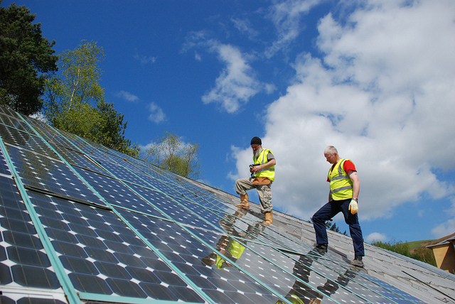 Jobs Toll Set toWorsenAmid UK Renewable Energy Subsidy Cuts