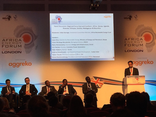 Africa Energy Forum, London: Progress Takes Time But Quick Action is Needed