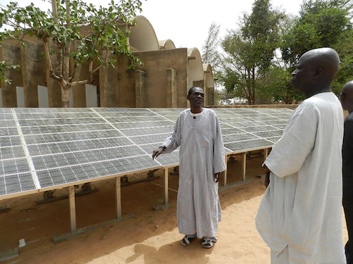 Challenge of Local Content in Renewable Energy Projects in Africa