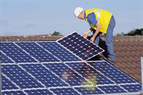The Way Forward for Solar PV in the UK