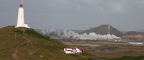 Statoil and partners in The Iceland Deep Drilling Project has just started to drill a geothermal research well on Iceland. The goal is to explore if high temperature water can be extracted from deep reservoirs for power production.