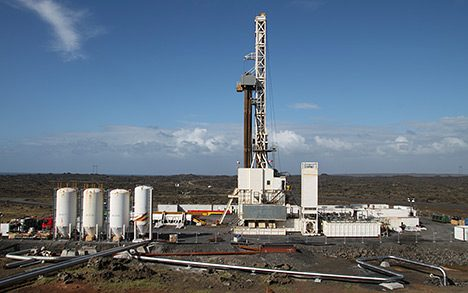 Statoil and Icelandic Partners Drill the World's Hottest Geothermal Well