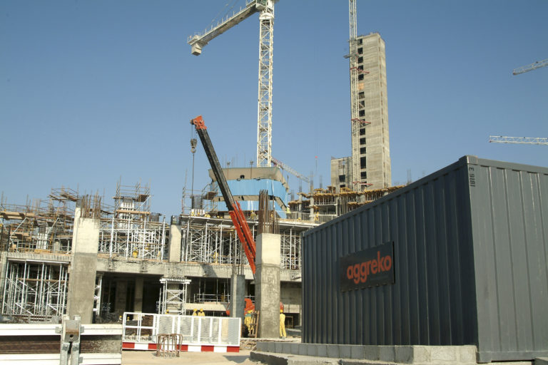 Aggreko publishes e-Guide to specifying rental power for construction sites
