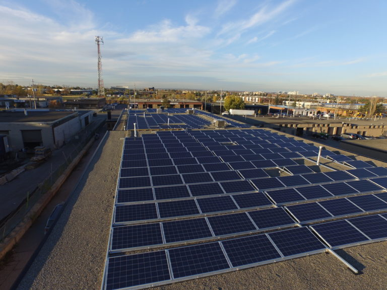 Trillium Group utilizing gift from the sun to create green revenue