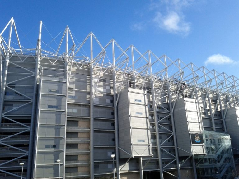 Newcastle United installs CHP to score as green energy 'world champion'