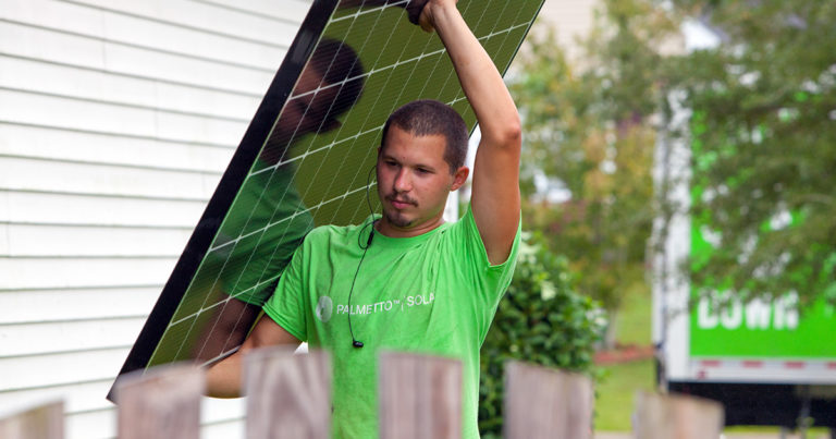 Plunging Solar Costs Equal Energy Freedom