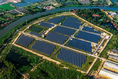 Canadian Solar Charges Plant Unit, Jumei Looks Homeward